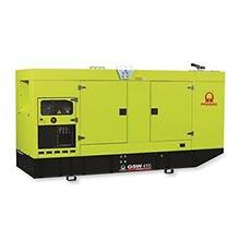 100 - 500 kVA Generators