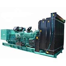 1000 - 3000 kVA Generators