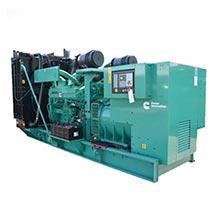 500 - 1000 kVA Generators
