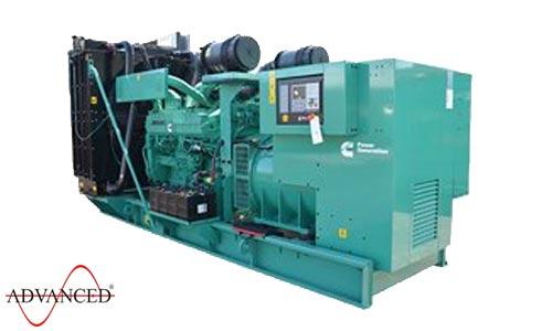 1100 kVA Cummins Diesel Generator - Cummins C1100D5 Genset