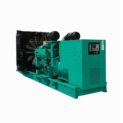 1100 kVA Cummins Diesel Generator - Cummins C1100D5B Genset