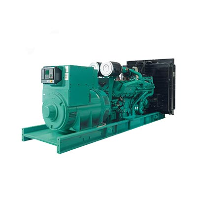 1400 kVA Cummins Diesel Generator - Cummins C1400D5 Genset