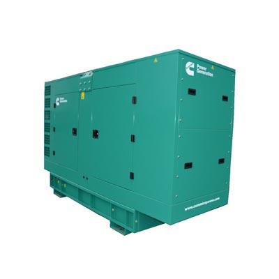 150 kVA Cummins Diesel Generator - Cummins C150D5 Genset
