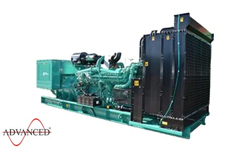 1675 kVA Cummins Diesel Generator - Cummins C1675D5A Genset