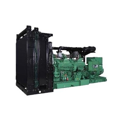 2000 kVA Cummins Diesel Generator - Cummins C2000D5 Genset