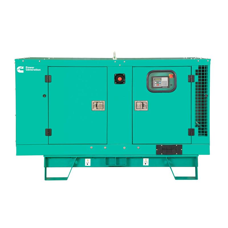 22 kVA Cummins Diesel Generator - Cummins C22D5 Genset