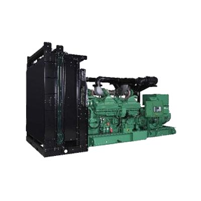 2500 kVA Cummins Diesel Generator - Cummins C2500D5A Genset
