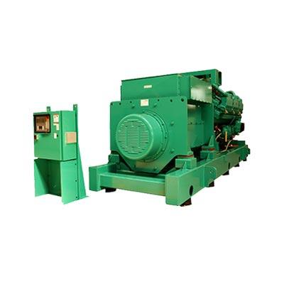3000 kVA Cummins Diesel Generator - Cummins C3000D5 Genset