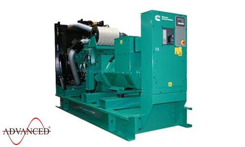 330 kVA Cummins Open Diesel Generator - Open C330D5 Genset