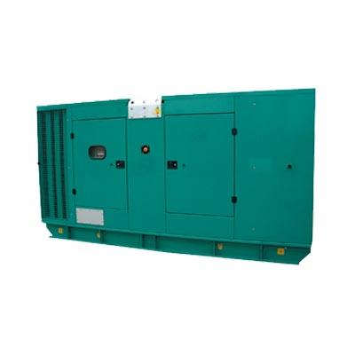 330 kVA Cummins Silent Diesel Generator - Cummins C330D5 Genset