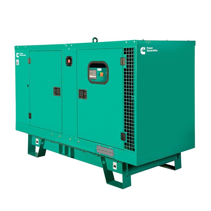 38 kVA Cummins Diesel Generator - Cummins C38D5 Genset