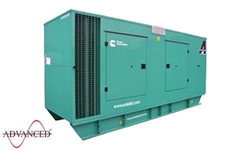 500 kVA Cummins Diesel Generator - Cummins C500D5 Genset