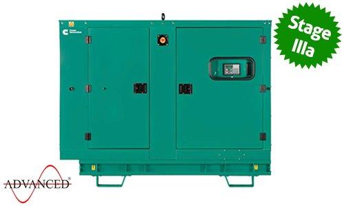 55 kVA Cummins Diesel Generator - Cummins C55D5e Genset