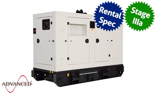 60 Kva Diesel Generators For Sale Three Phase Silent Gensets