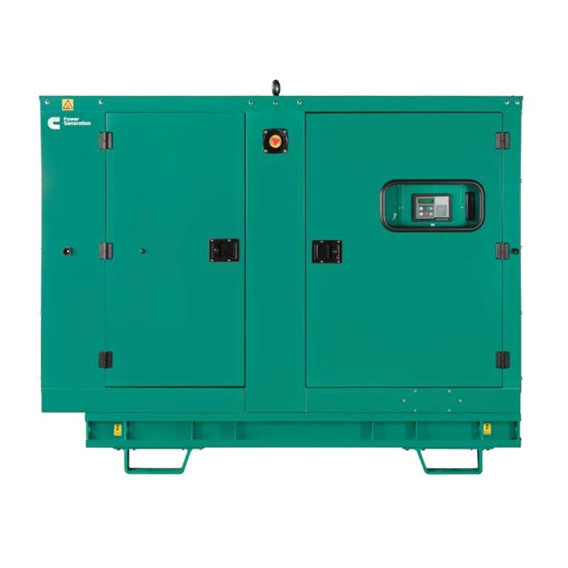 66 kVA Cummins Diesel Generator - Cummins C66D5e Genset