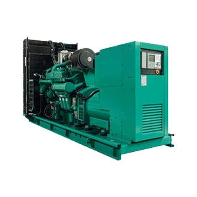700 kVA Cummins Diesel Generator - Cummins C700D5 Genset