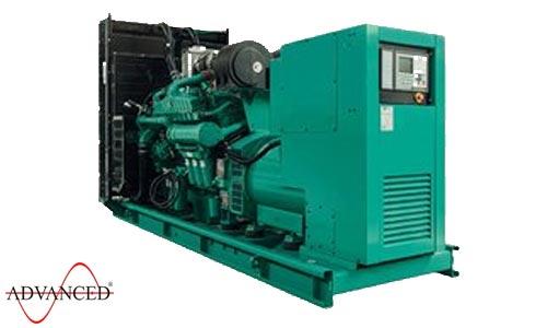 825 kVA Cummins Diesel Generator - Cummins C825D5A Genset