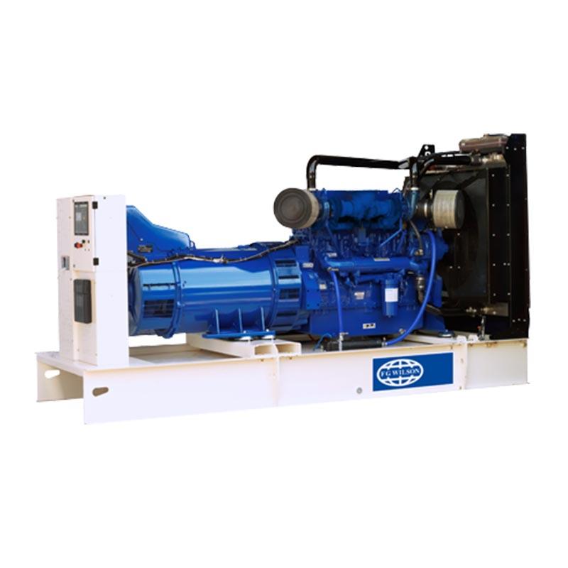 550 kVA FG Wilson Open Diesel Generator - P550 Diesel Genset