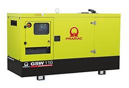 Pramac Perkins 110 kVA Diesel Generator