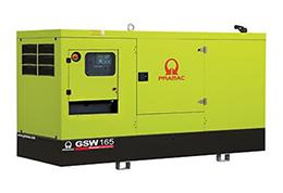 Pramac Perkins 165 kVA Diesel Generator