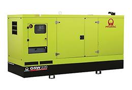 Pramac Perkins 220 kVA Diesel Generator