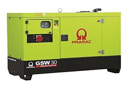 Pramac Perkins 30 kVA Diesel Generator