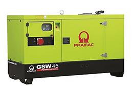 Pramac Perkins 45 kVA Diesel Generator