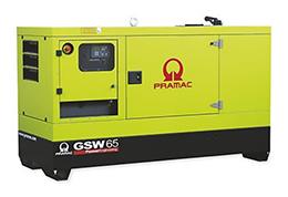 Pramac Perkins 65 kVA Diesel Generator