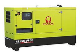 Pramac Perkins 80 kVA Diesel Generator