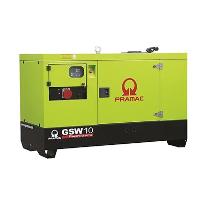 10 Kva Perkins Silent Diesel Generator Best Uk Prices Buy Now
