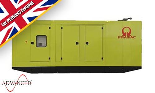 1130 kVA Pramac Perkins Silent Diesel Generator - Pramac GSW1130P