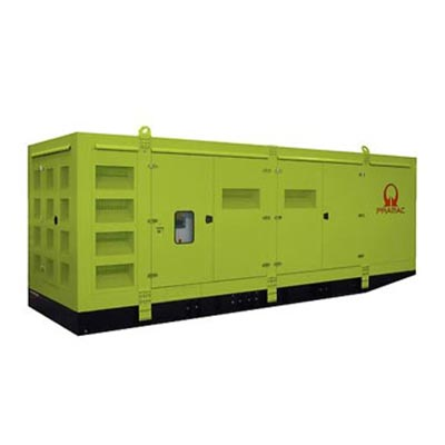 1270 kVA Pramac Perkins Silent Canopied Diesel Generator - Pramac GSW1270P