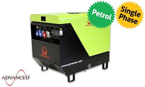 12 kVA Pramac Honda Portable Petrol Generator - Pramac P12000 Genset
