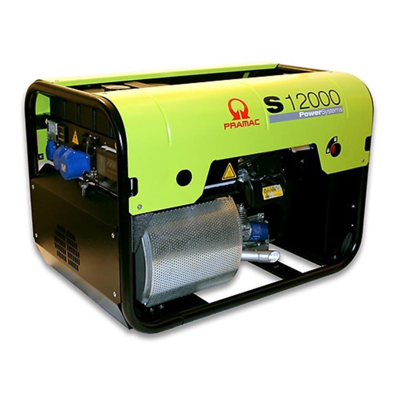 12 kVA Portable Honda Petrol Generator - Pramac S12000 Genset