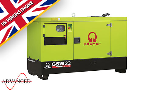 Perkins Generators for Sale - Brand New - BEST UK PRICING