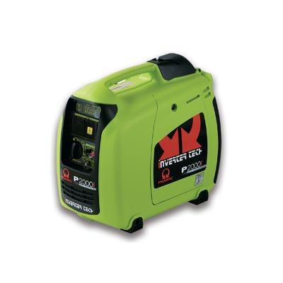 2 kVA Yamaha Portable Petrol Generator - Pramac P2000i Genset