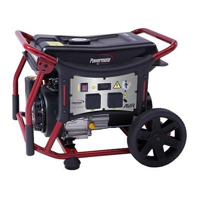 2 kW Pramac Powermate WX2200 Portable Petrol Generator