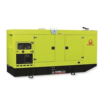 330 kVA Pramac Volvo Silent Canopied Diesel Generator - Pramac GSW330V
