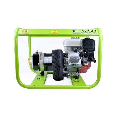 3 kVA Pramac Portable Petrol Generator - Honda E3250 Genset