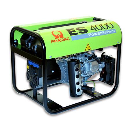 3 kVA Pramac Portable Petrol Generator - Honda ES4000 Genset