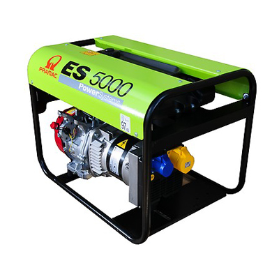 4kVA Honda Portable Diesel Generator, Pramac ES5000 Genset