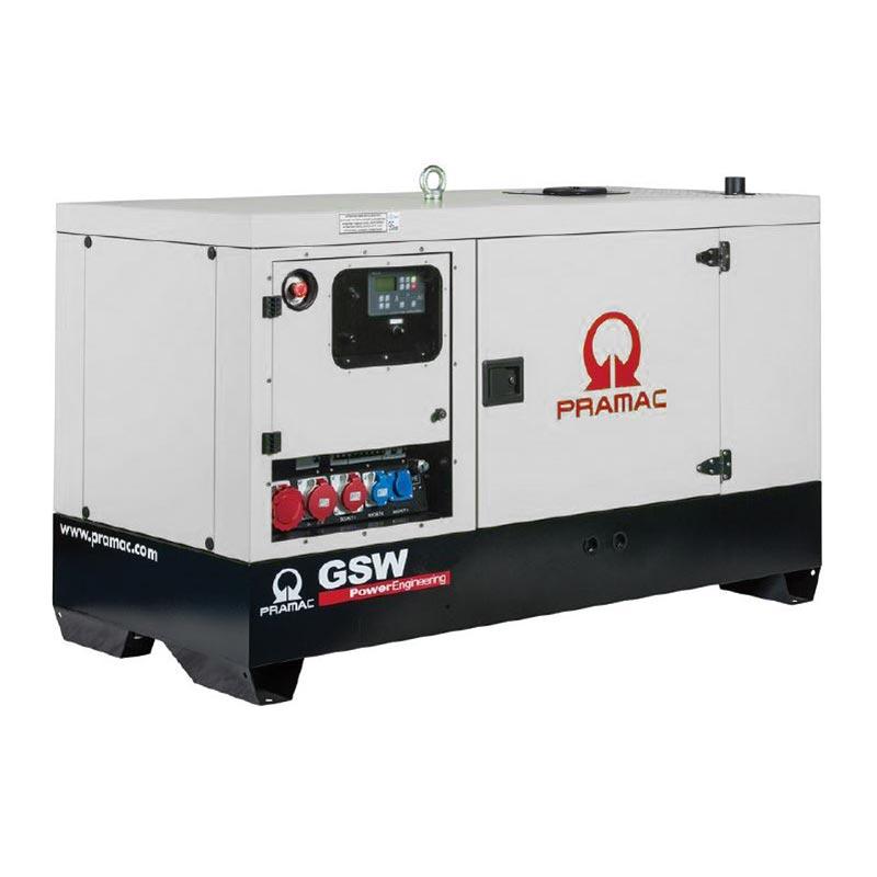 50 kVA Yanmar Rental Spec Silent Diesel Generator