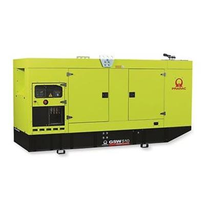 510 kVA Pramac Volvo Silent Canopied Diesel Generator - Pramac GSW510V