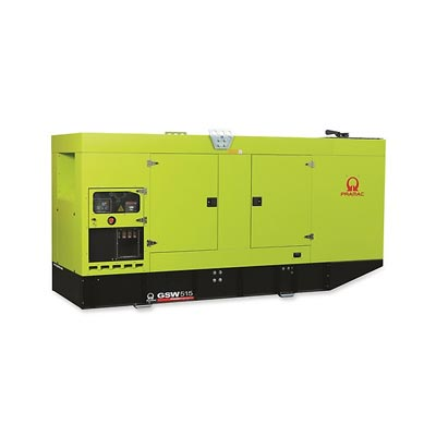 515 kVA Pramac Perkins Silent Diesel Generator - Pramac GSW515P