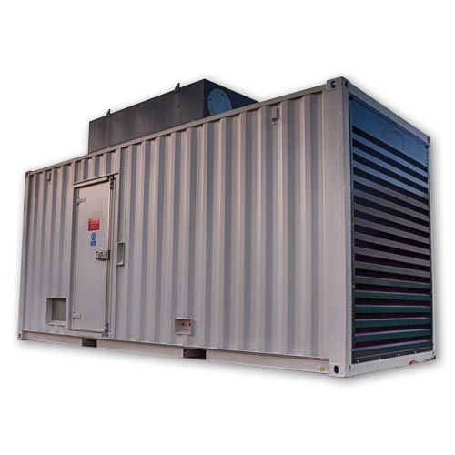 20ft Acoustic Diesel Generator Container