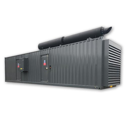 40ft Acoustic Diesel Generator Container