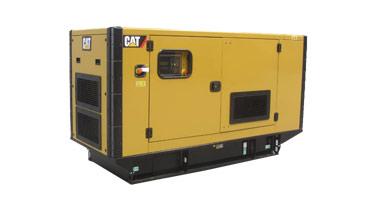 Caterpillar 50kVA Diesel Generator