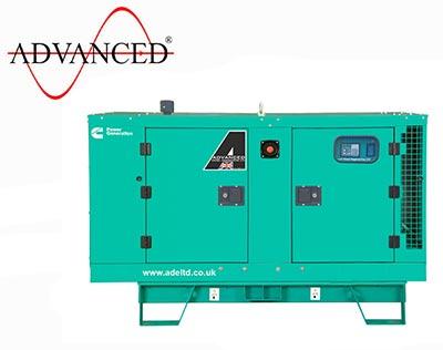 Cummins 55kVA Diesel Generator, C55D5 Genset