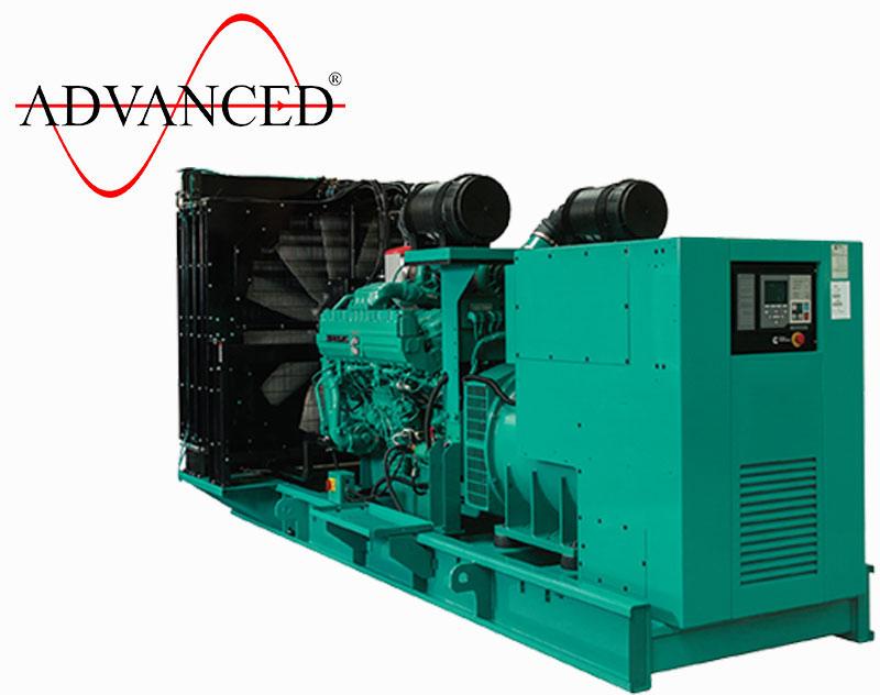 Cummins 1100kVA Diesel Generator, C1100D5B Genset