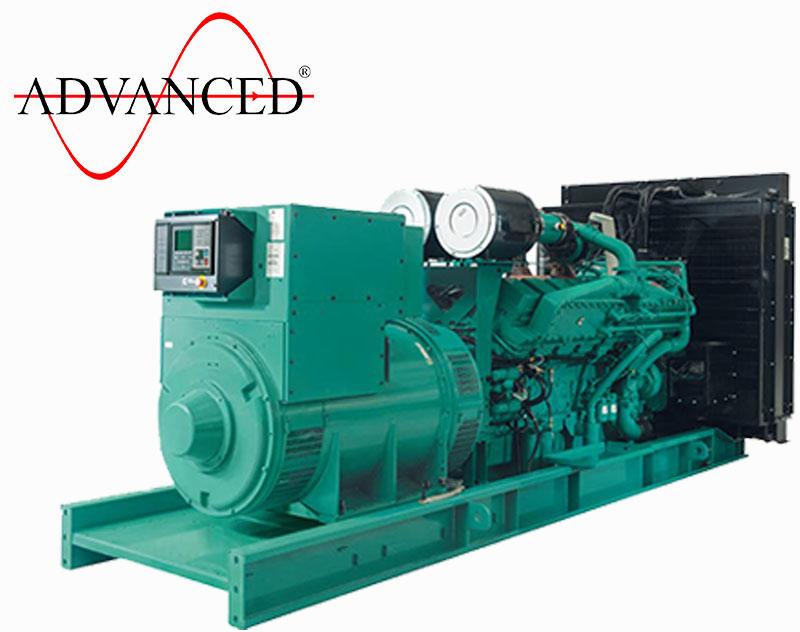 Cummins 1400kVA Diesel Generator, C1400D5 Genset